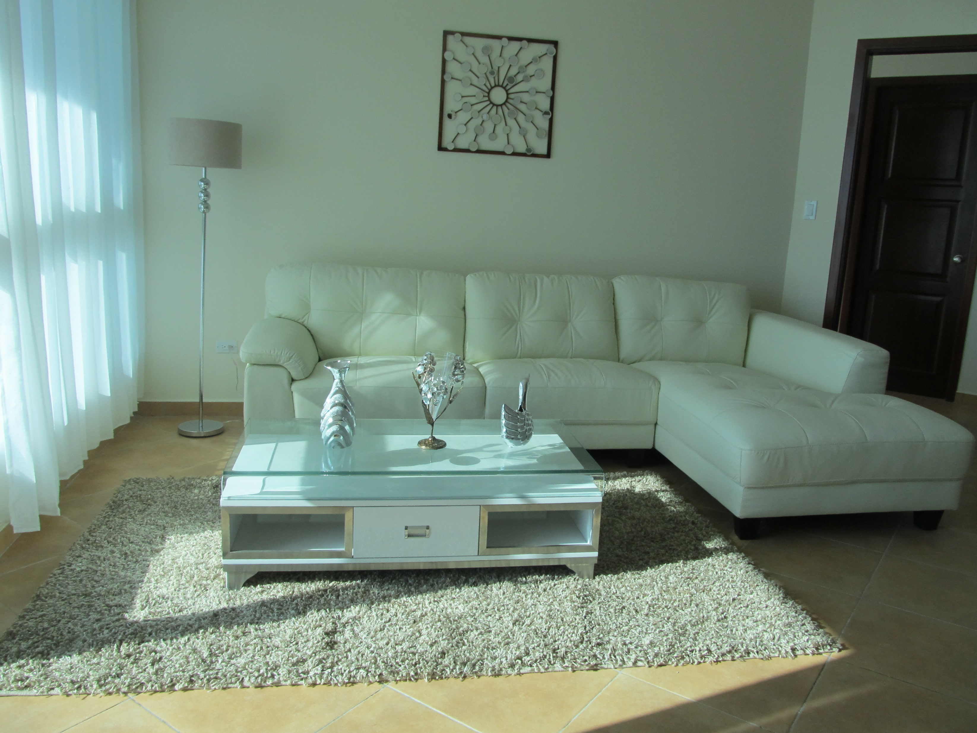 2 bedroom apartments 3 bathroom 4 6 person 165 sq for Living room 10 square meters